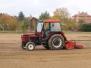 Rekonstrukce hřiště - práce společnosti PARK